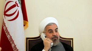 حسن روحانی حواستار بسیج تمام امکانات برای مهار آتشسوزیهای  استان کهگیلویه و بویراحمد شد
