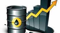 سبز شدن نمودار قیمت های نفت