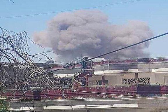 40 زخمی در اثر انفجار مهیب در افغانستان