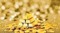 دادوستد ۱۴ کیلوگرم شمش طلا در بورس کالا
