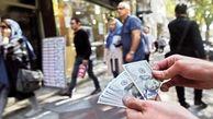 کاهش نرخ هیجانی است/ فروشندگان خرد در حال خروج از بازار ارز هستند