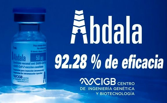 کوبا: اثربخشی واکسن کرونای «آبدالا» ۹۲ درصد است