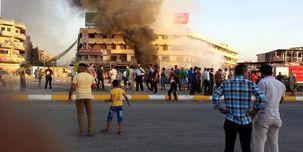 وقوع سه انفجار در شهر بغداد/ 6 نفر زخمی شدند