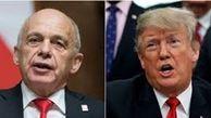 ترامپ:  امیدوارم وارد جنگ با ایران نشویم