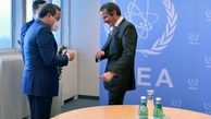 دیدار عراقچی با رافائل گروسی مدیرکل آژانس بینالمللی انرژی اتمی