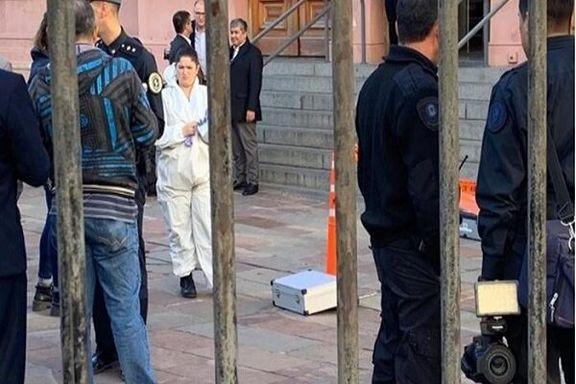دفتر ریاست جمهوری آرژانتین به دلیل تهدید به بمبگذاری تخلیه شد