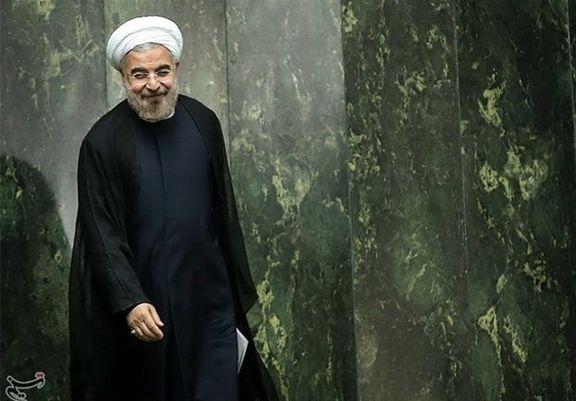 خلرج شدن طرح استیضاح روحانی از دستورکار مجلس یازدهم