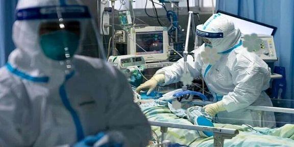 فوت ۱۳۴ نفر در شبانه روز گذشته بر اثر کرونا