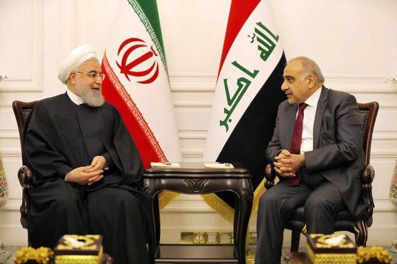 روحانی: ایران در طول تاریخ اصلی ترین حافظ امنیت و آزادی کشتیرانی در خلیج فارس بوده است/  توسعه همکاریهای بانکی ایران و عراق حائز اهمیت است