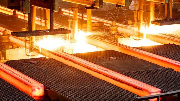 فولادیها پیشتاز در رشد تولید صنعتی
