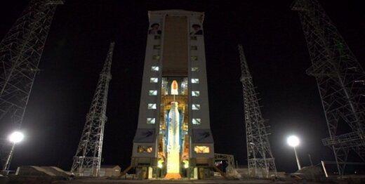 ماهواره «ظفر» به فضا پرتاب شد