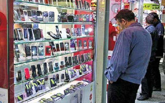 بازار تلفن همراه اشباع شد/ کاهش۱۰ تا ۱۵ درصدی قیمت