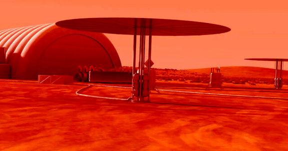 ارسال راکتور هسته ای به مریخ
