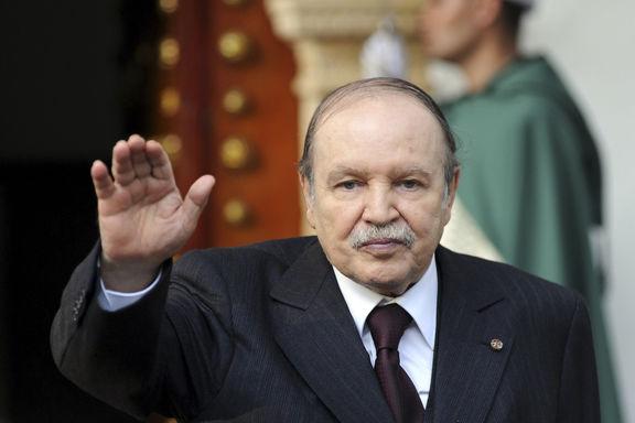 عبدالعزیر بوتفلیقه نامزد ریاست جمهوری الجزایر شد