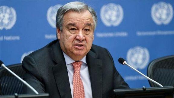 دبیرکل سازمان ملل خواستار توقف فاینانس پروژههای سوخت فسیلی شد