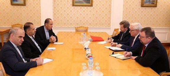 مسکو در حال بررسی نامه حسن روحانی است
