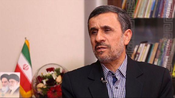 سخنان منسوب به احمدی نژاد از جانب یک روحانی تکذیب شد