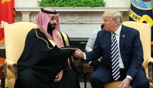 دونالد ترامپ با قدرت تمام از محمد بن سلمان دفاع کرد