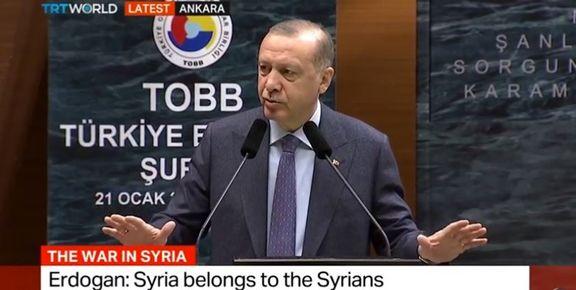 آمادگی ترکیه برای تداوم نبرد با تروریستها بعد از خروج نظامیان آمریکایی