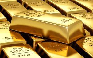 افزایش قیمت جهانی طلا به دلیل کاهش ارزش دلار