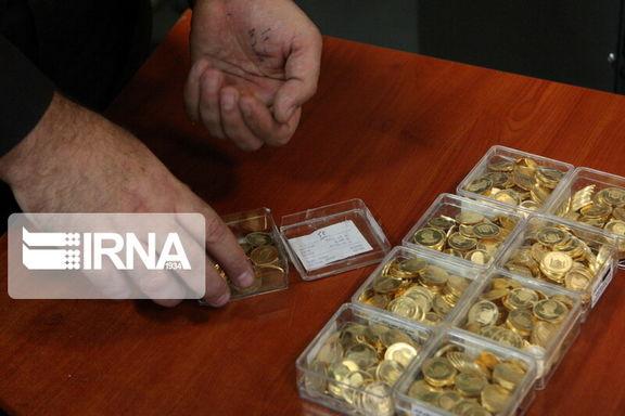 افزایش 10 هزار تومانی قیمت سکه در بازار