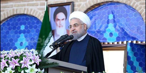 روحانی: آب آشامیدنی یزد در طول ۳۰ سال آینده تامین می شود