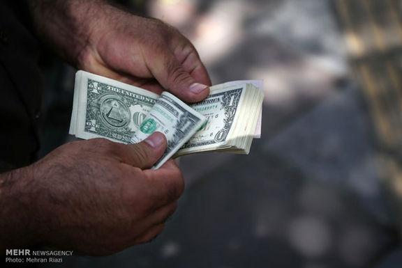 دلار صرافیهای بانکی به 24 هزار و 800 تومان رسید