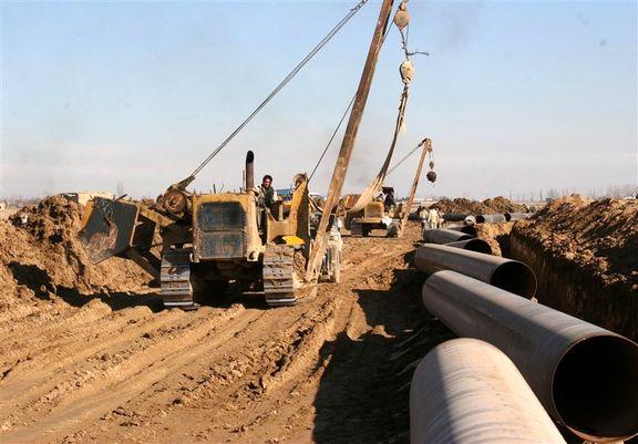 قطع صادرات گاز ایران به عراق