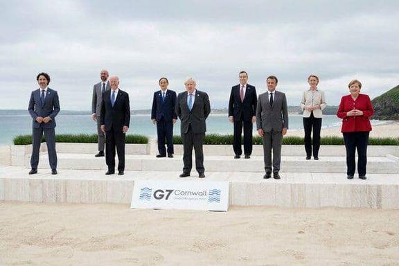 سران «جی 7» از مذاکرات وین حمایت کردند