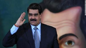 نیکلاس مادورو از ایران تشکر کرد