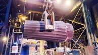کاهش 12 درصدی صادرات شمش فولادی در 10 ماهه نخست سال