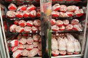 عرضه مرغ گرم در بازار از امروز آغاز شد