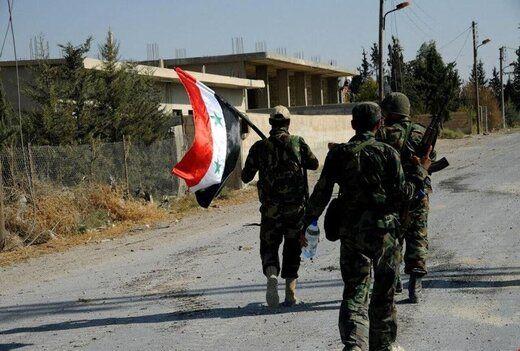 ارتش سوریه مناطق جدیدی را در حلب آزاد کرد