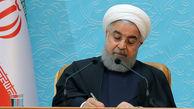 روحانی: ارزش محصولات صادراتی شرکت های پتروشیمی بر مبنای ارزش پایه صادراتی متناظر اعلامی توسط شرکت ملی صنایع پتروشیمی محاسبه شود
