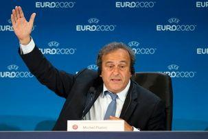 دستگیری اسطوره فوتبال/پلاتینی دستگیر شد