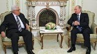 رئیس تشکیلات خودگردان فلسطین در تاجیکستان به دیدار یکدگیر می روند