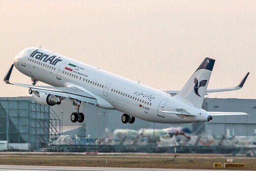 هند  پروازها از ایران را به حالت تعلیق در آورد