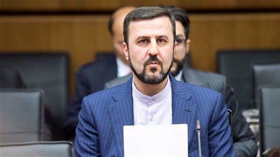 انتقاد نماینده ایران از رویکرد دوگانه انگلیس و امریکا در پیمان «آکوس»