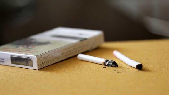 12 درصد افراد بالغ سیگاری هستند