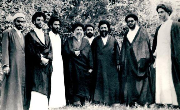 سوابق سیاسی و انقلابی آیتالله هاشمى شاهرودی