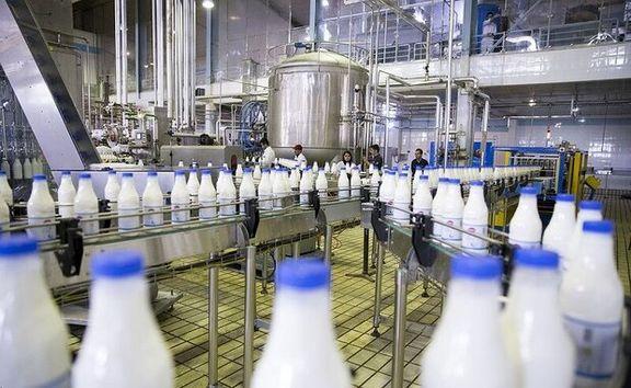 قیمت لبنیات به زودی به دلیل افزایش قیمت شیرخام اصلاح می شود