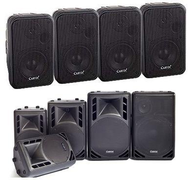 قیمت انواع سیستم صوتی و میکروفن