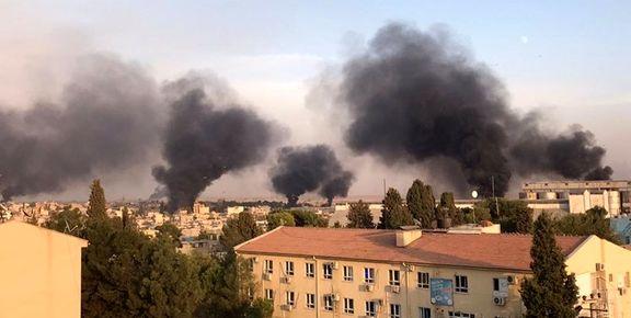 عملیات ترکیه در سوریه ۱۰۰ هزار نفر را آواره کرد
