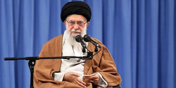 رهبر انقلاب: در حوادث امنیتی چند روز اخیر دشمن را عقب زدیم/ علاج مشکلات کشور «ترویج تولید داخلی» است