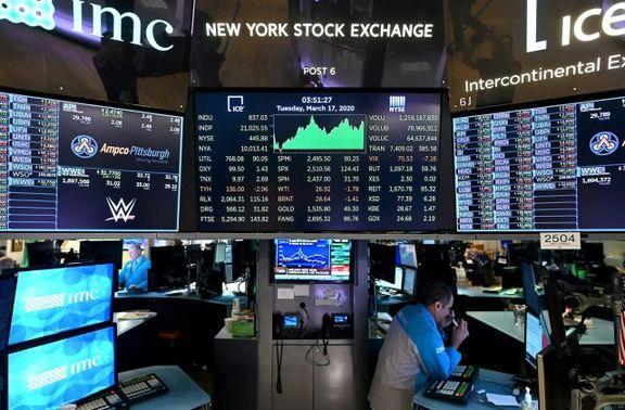 افت سنگین بازارهای بورس اروپا و آمریکا