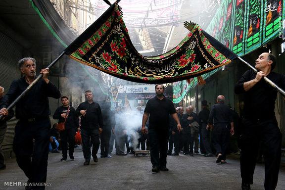 بازار بزرگ تهران فردا تعطیل خواهد شد