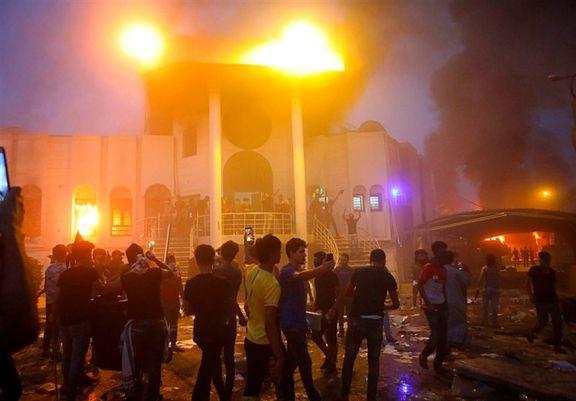 نیروهای امنیتی عراق مظنونان حمله به کنسولگری ایران را  دستگیر کردند