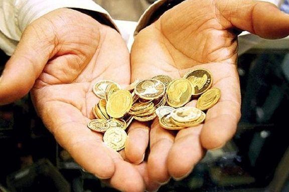 سکه به کانال 10 میلیونی وارد شد/ دلار ۲۱ هزار و ۹75 تومان