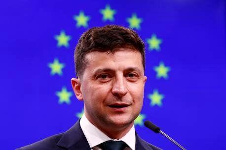 رئیس جمهور اوکراین از ارسال جعبه سیاه به پاریس ابراز خرسندی کرد