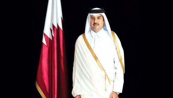 امیر قطر تا ساعاتی دیگر وارد تهران میشود
